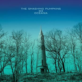 Smashing Pumpkins Oceania CD cover P