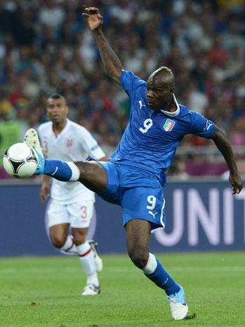 Euro 2012 - England vs. Italy - P 2012