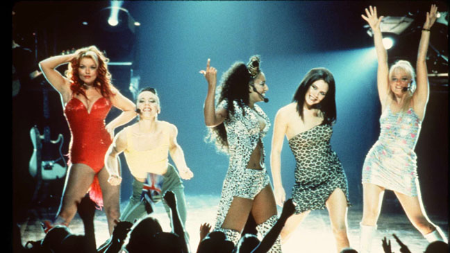 Spice Girls Performance - H 2012