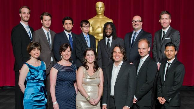 Student Academy Awards Recipients H-2012