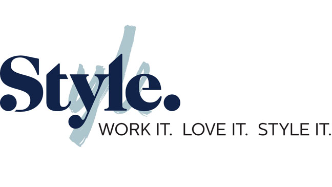 Style Channel Logo New Navy Blue - H 2012