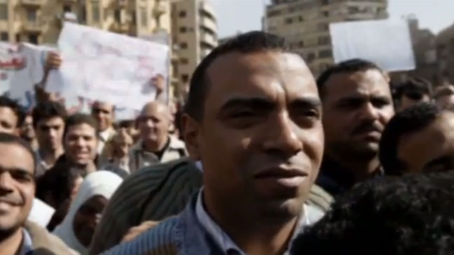 Tahrir Liberation Square Documentary Still - H 2012