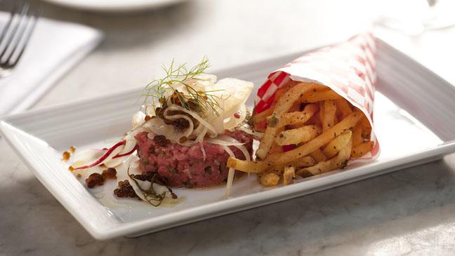 Tartar and Fries - H 2012