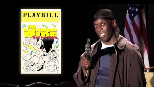 The Wire Funny or Die - H 2012