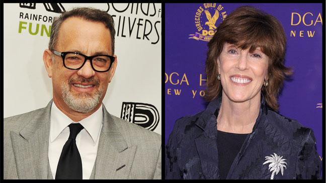 Tom Hanks Nora Ephron - H 2012
