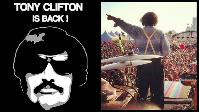 Tony Clifton flyer split - H 2012