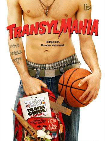 Transylmania Poster - P 2012