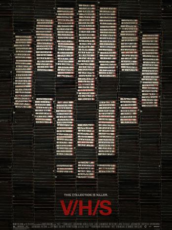 VHS Poster Art - P 2012