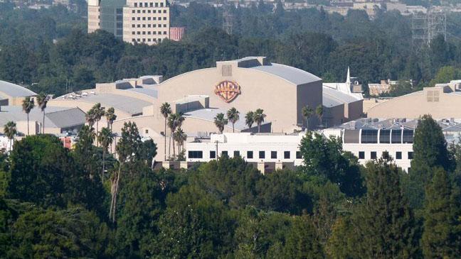 Warner Bros. Studios - H 2012