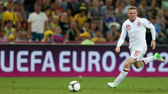 Wayne Rooney - H 2012