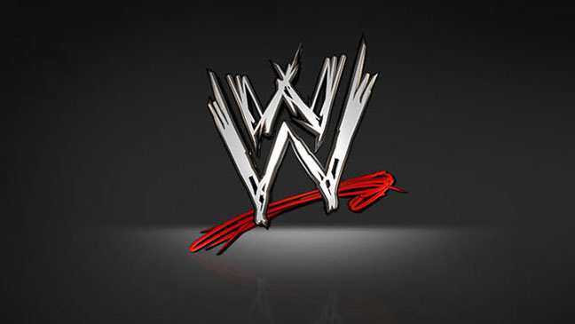 WWE World Wrestling Entertainment Logo - H 2012