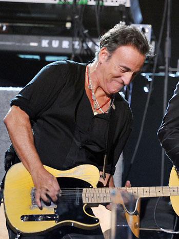 Bruce Springsteen Opens