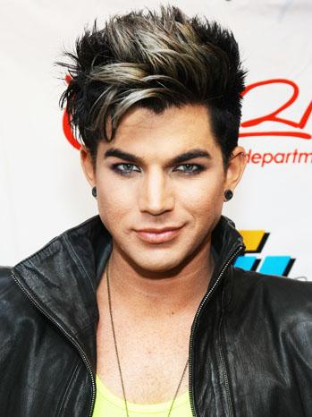 Adam Lambert KTU's KTUphoria Headshot - P 2012