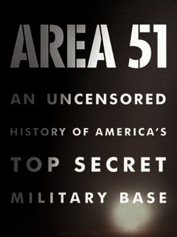 Area 51 Annie Jacobsen Cover - P 2012