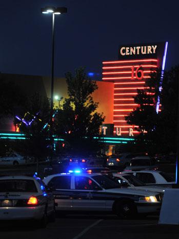 Aurora Colorado Dark Knight Rises Shooting - P 2012