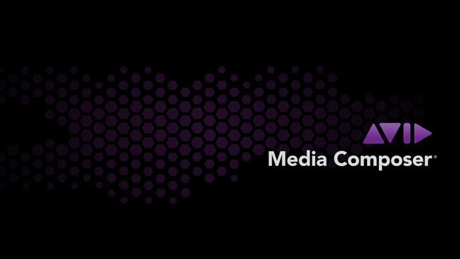 Avid Media Composer Logo - H 2012