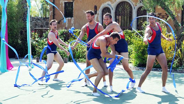 Bachelor Pad Men's Gymnastics - H 2012