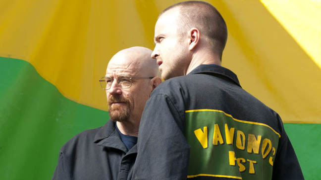 Breaking Bad - Hazard Pay - H 2012