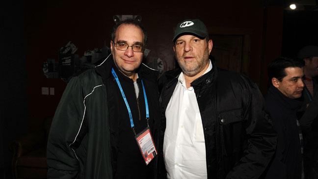 Bob Harvey Weinstein Brothers - H 2012