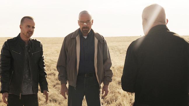 Breaking Bad Season 5 Premiere Still - H 2012