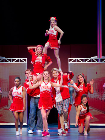 Bring It On Theater Review - P 2012