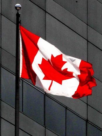 Canadian Flag - P 2012