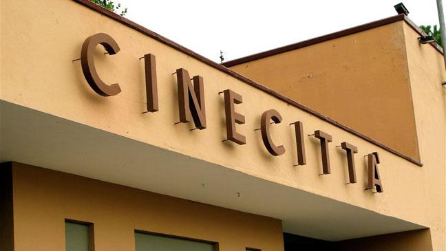 Cinecitta Exterior - H 2012