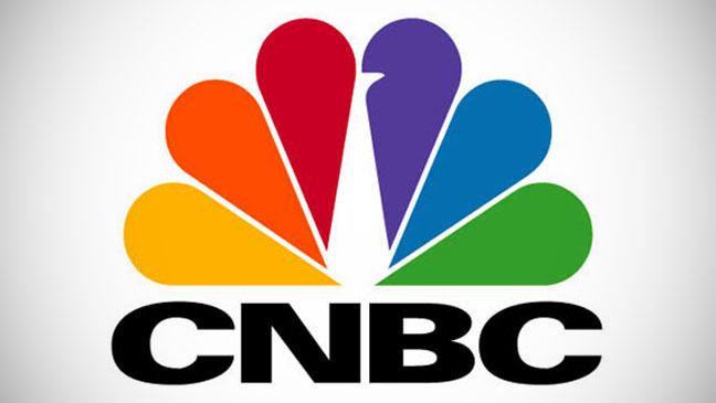 CNBC Logo - H 2012