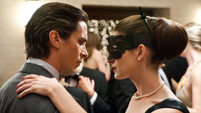 Dark Knight Bruce Wayne Catwoman Dancing - H 2012
