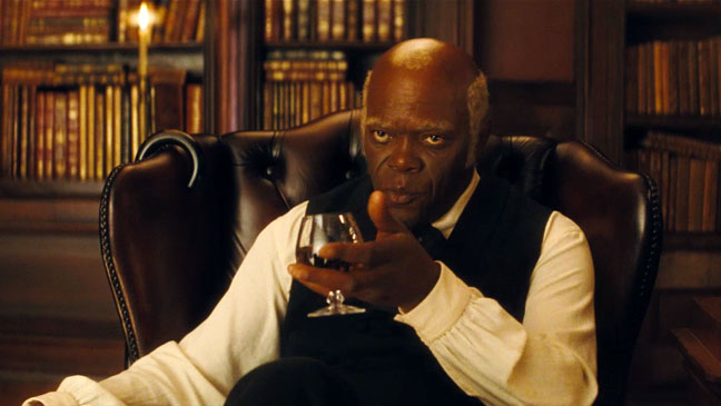Django Unchained Samuel L. Jackson - H 2012