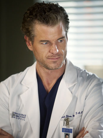 Eric Dane Grey's Anatomy - P 2012