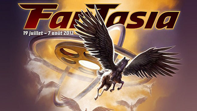 Fantasia International Film Festival Logo - H 2012