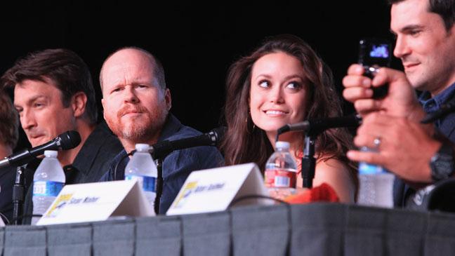 Firefly Panel Comic-Con - H 2012