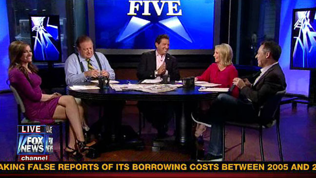 FOX News Bug and Bump - H 2012
