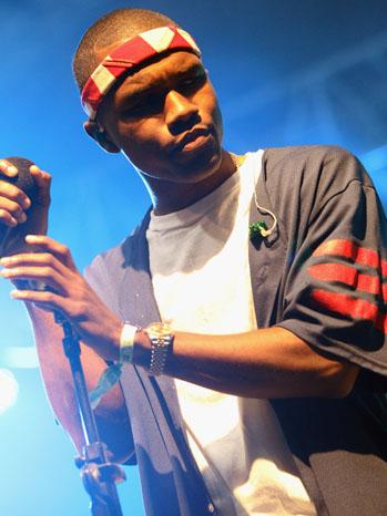 Frank Ocean Microphone - P 2012