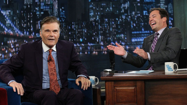 Late Night with Jimmy Fallon Fred Willard - H 2012