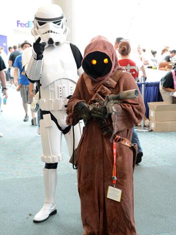 General Atmosphere Comic Con - P 2012