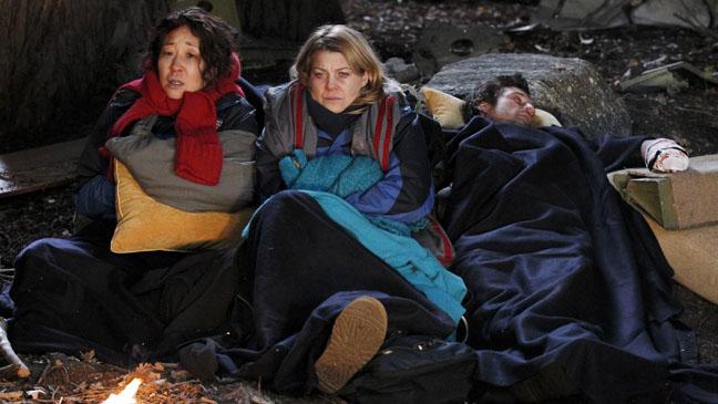 Grey's Anatomy Campfire - H 2012