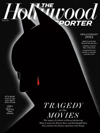 2012 Issue 26: 'Dark Knight Rises' Shooting