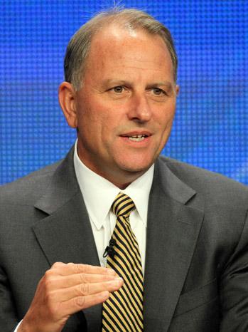 Jeff Fager - CBS News - TCA - P 2012