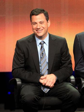 Jimmy Kimmel ABC TCA Tour - P 2012