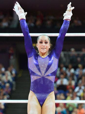 Olympics Women's Gymnastics Jordyn Wieber - P 2012