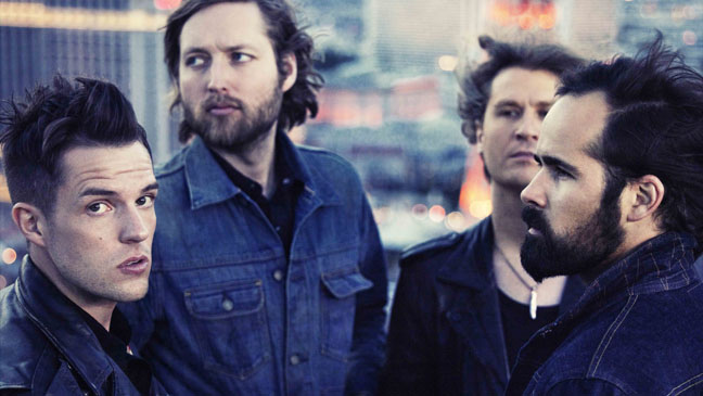 The Killers PR Image NEW - H 2012
