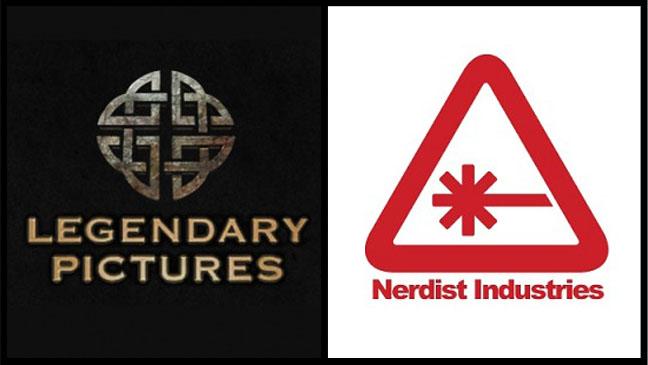 Legendary Pictures Nerdist Industries - H 2012
