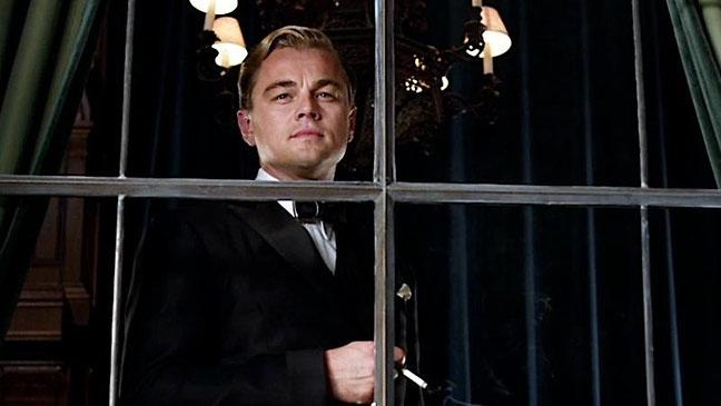 Leonardo DiCaprio Great Gatsby - H 2012