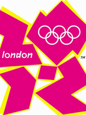 London Olympics Logo NEW - P 2012