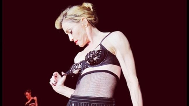 Madonna Cancels Australia Tour, Adds France Gig?