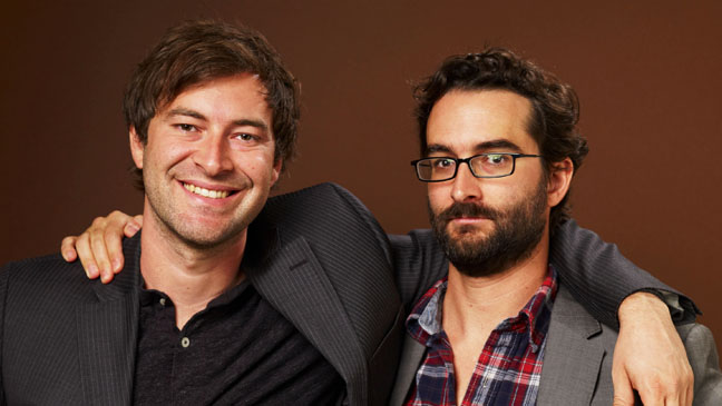 Mark and Jay Duplass - H 2012