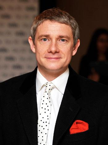 Martin Freeman Headshot - P 2012