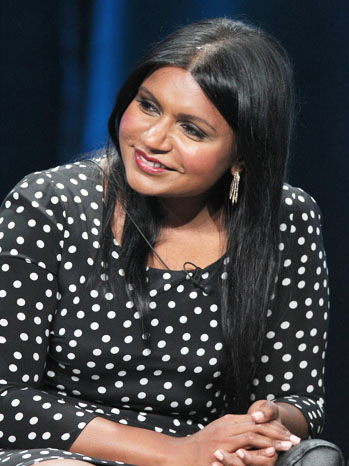 Tca 2012 Mindy Kaling Confirms Office Return Forecasts Kelly S Exit Hollywood Reporter